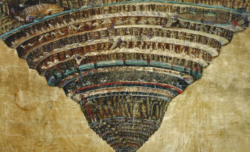 Inferno de Dante?