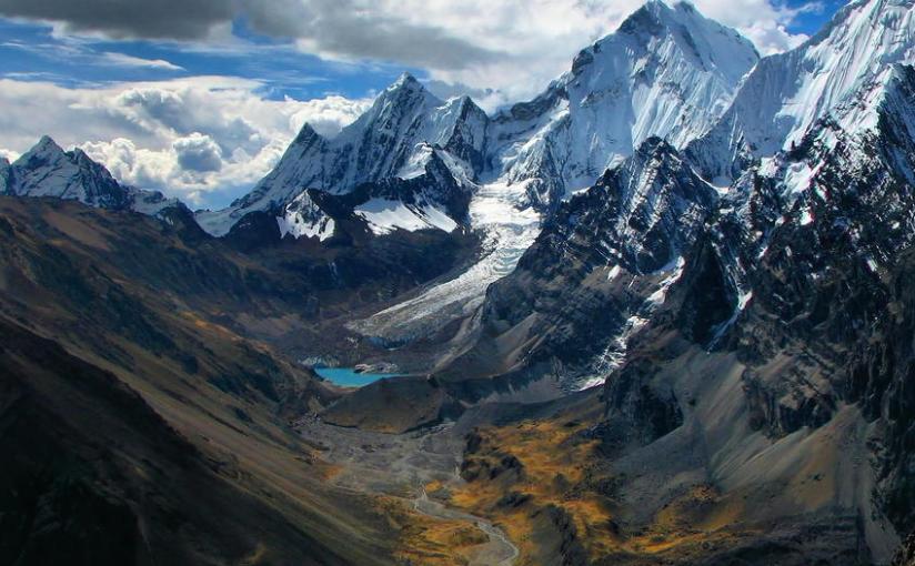 Andes: se as montanhas pudessemfalar…