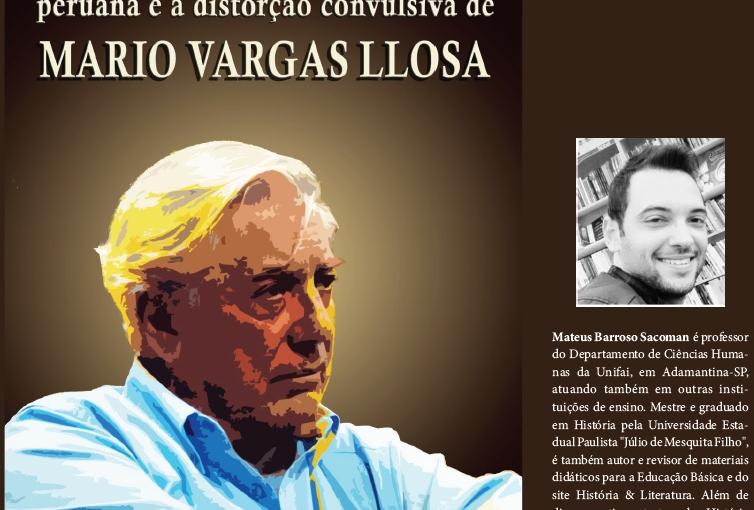 Docente da UniFAI lança segundo livro sobre escritor peruano Mario VargasLlosa