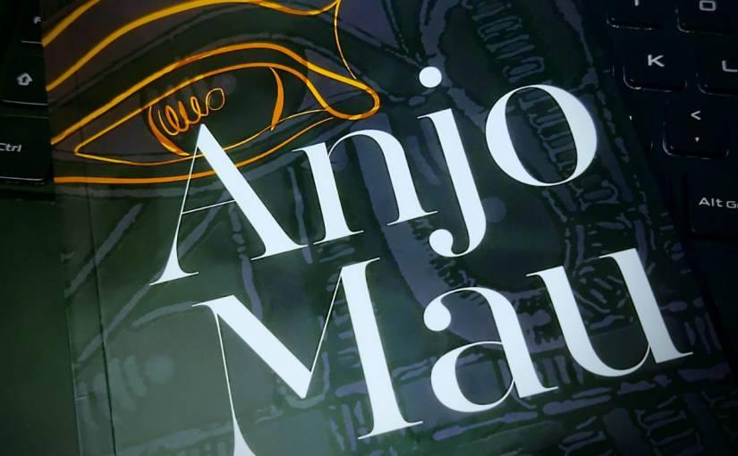 Anjo Mau, de Milton Tiutiunic (EditoraAutografia)